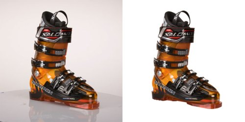 Photo Clipping Service by Clipping Path India